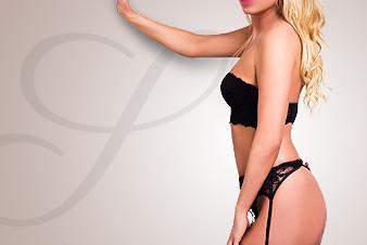 samantha top premium escort model