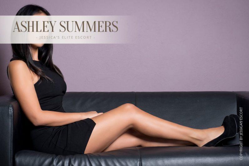 high class escort lady  ashley bern