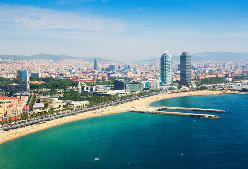 Entdecken Sie Barcelona mit Jessica's High Class Escort